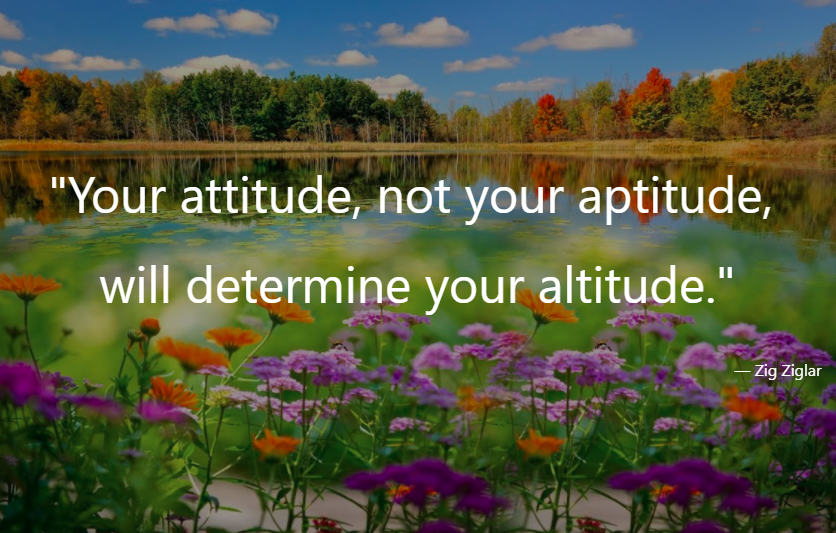Attitude Quotes About Myself