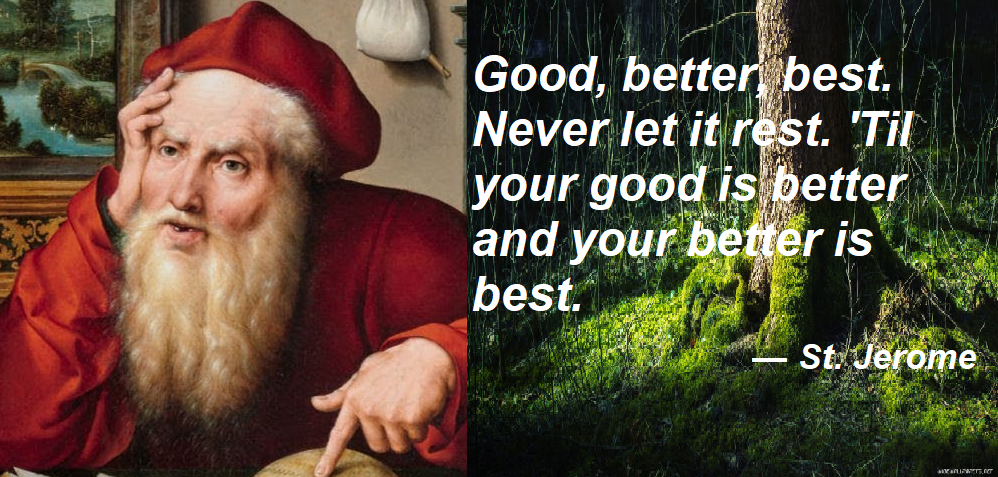 Quotes of St. Jerome